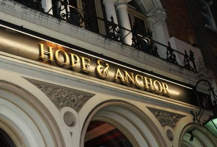 Hope and Anchor - 2010